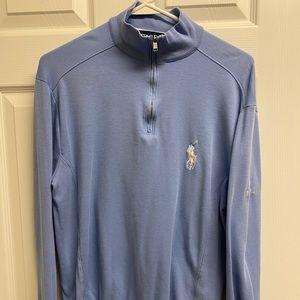Polo Golf performance sweater.